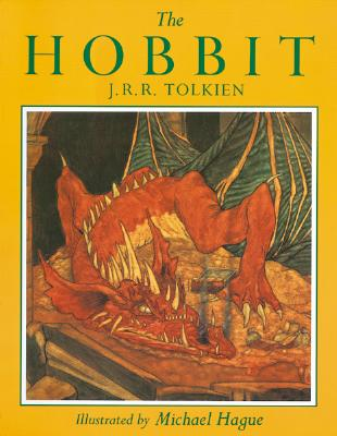 The Hobbit By Tolkien, J. R. R./ Hague, Michael (ILT)